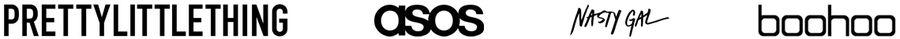 fashion companies logos