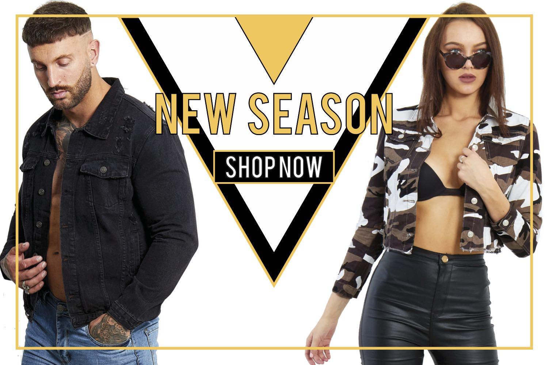 Wholesale Clothing UK | Men's & Women's Wholesale Clothes