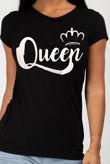 Queen Slogan Tee