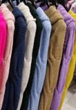 Dusty Cable Knit Hood Cardigan Pre-Order