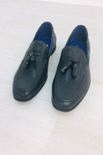 Black Classic Loafer