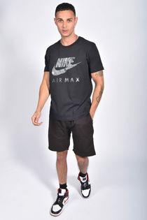 Black Nike NSW Air Max T-Shirt