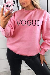 Dusty VOGUE Sweatshirt