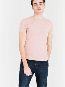 Pink Short Sleeve Summer T-Shirt