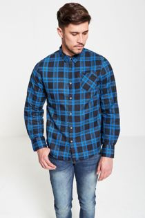 Royal Checked Shirt