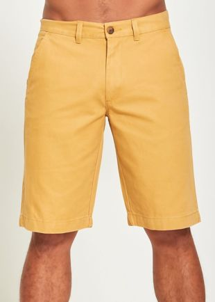 Camel Basic Kneecap Shorts