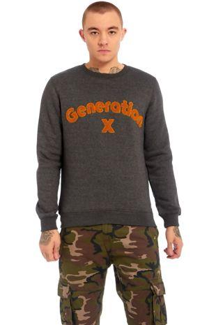 X Generation Pullover Jumper