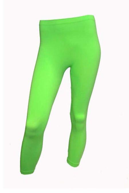 Apple Green Stretchable Leggings