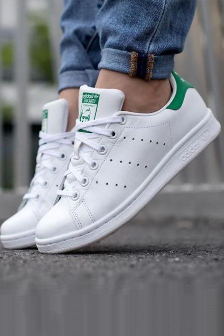 Adidas Originals Stan Smith RunWhite Blanc