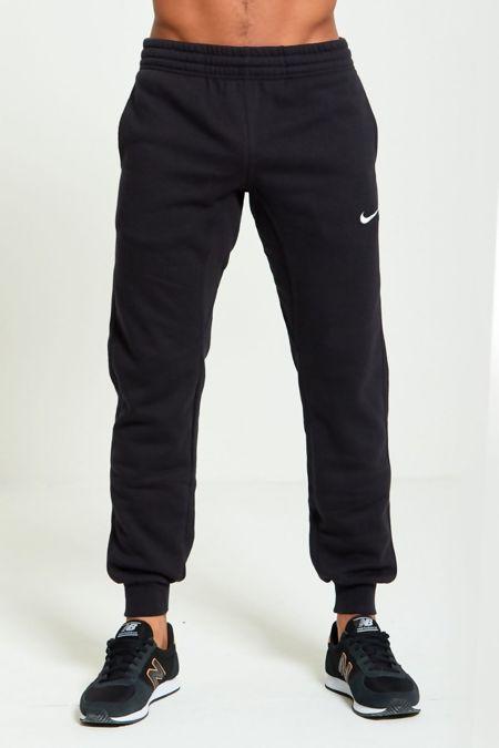 Black Nike Jogging Bottom