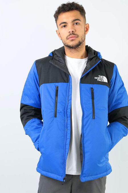 Blue The North Face Himalayan Light Jacket