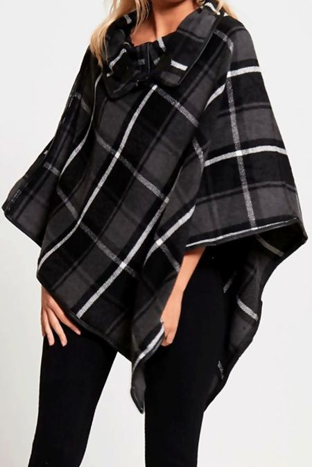 Toggle Button Detail Checked Poncho