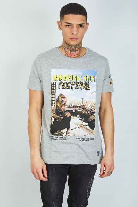 Concert Roaring T-Shirt