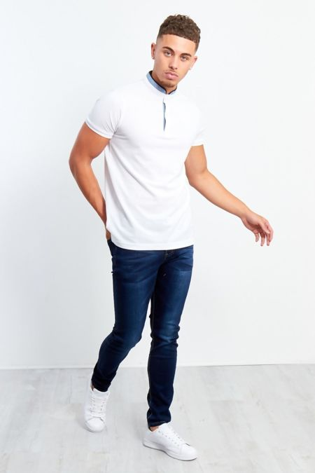 Dark Denim  Back to Basic Jeans