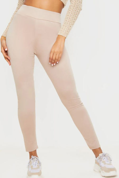 Disco Slinky High Waisted Leggings