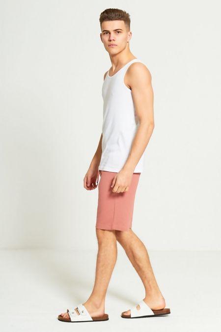 Dusty Jersey Sweat Shorts