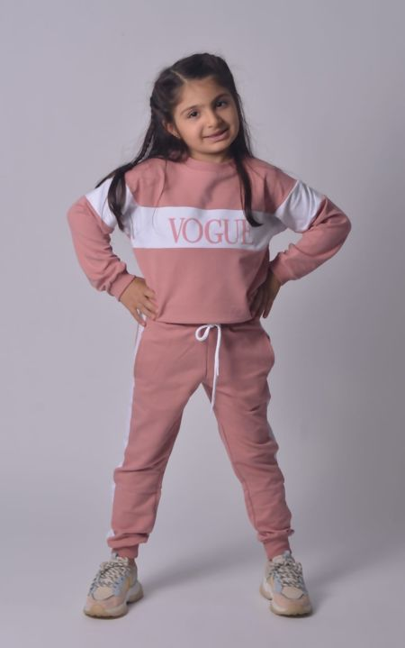 Girls Dusty Vogue Loungewear Set
