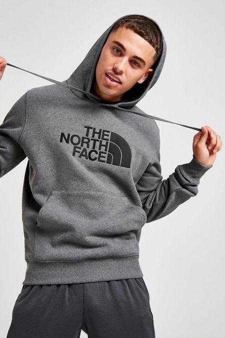 Grey The North Face Drew Peak Hoodie