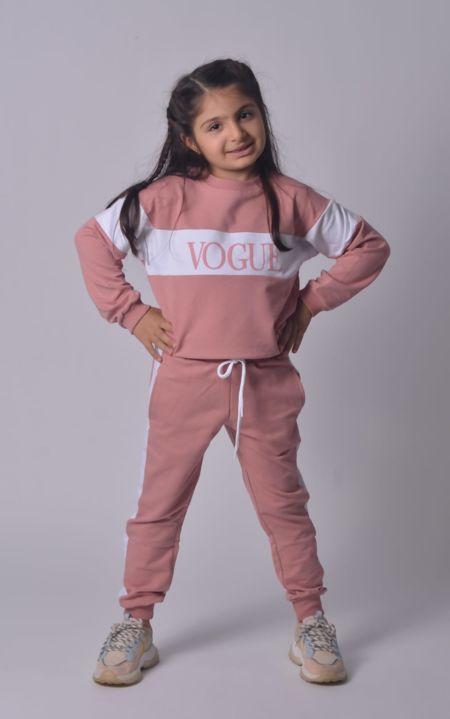 Girls Dusty Vogue Loungewear Set Pre-Order