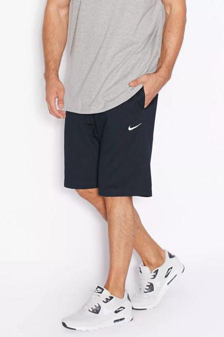 Navy Nike Crusader Shorts