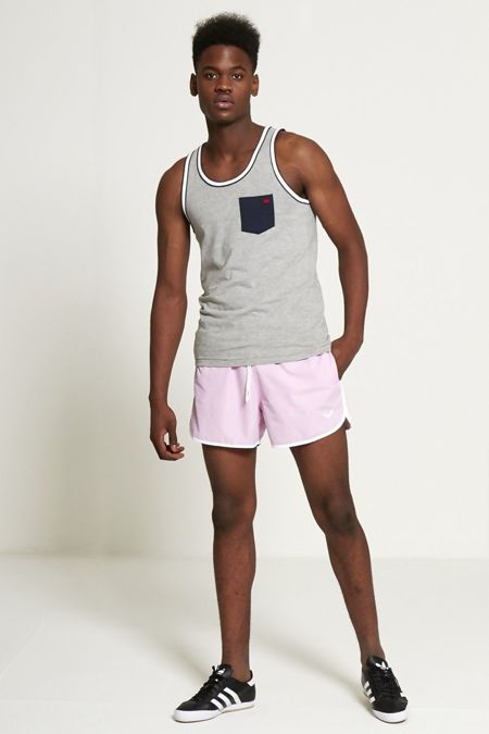 Pink Quirky Swim Shorts