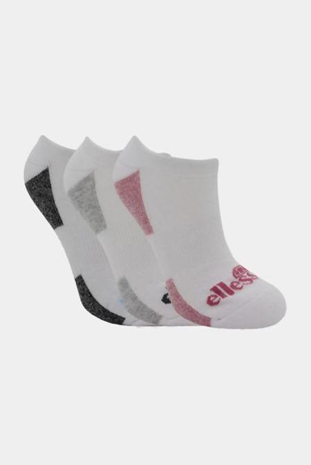 Plain Ellesse Socks 3P
