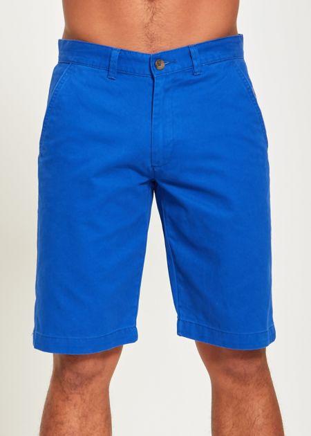 Royal Basic Kneecap Shorts