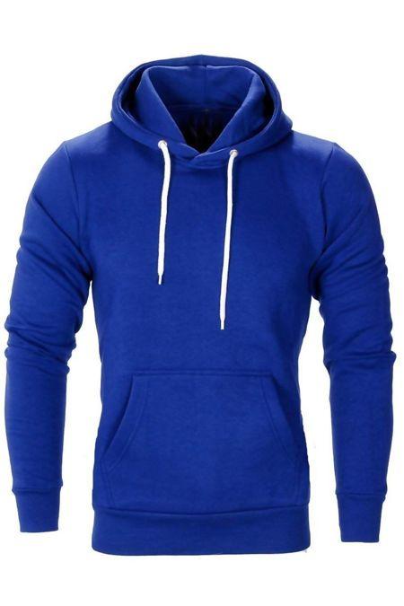 Royal Flex Fleece Pullover Hoodie