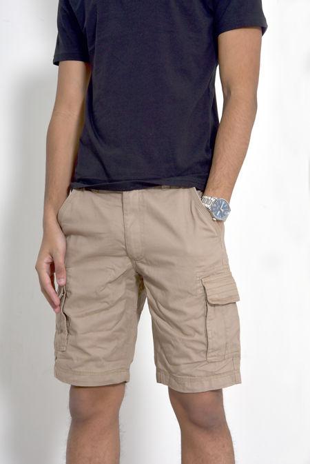 Stone Bute Cargo Shorts