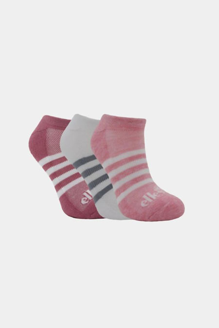 Stripe Ellesse Socks 3P