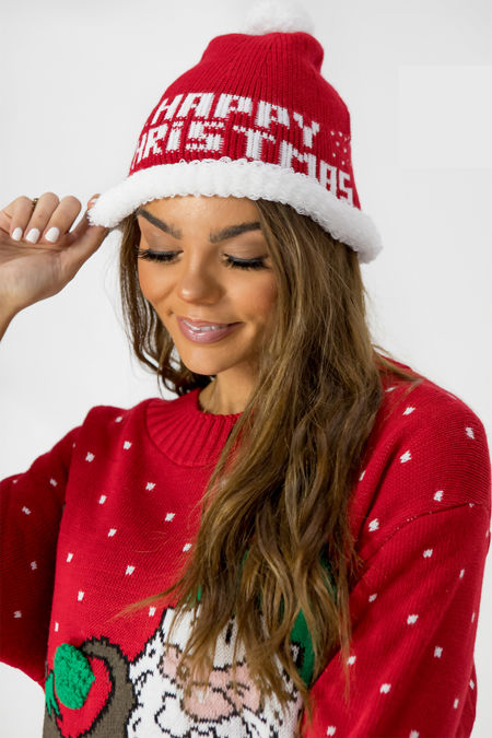 Unisex Christmas Cap