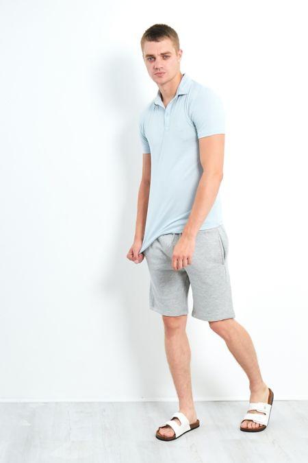 Short Sleeve Polo T-Shirt