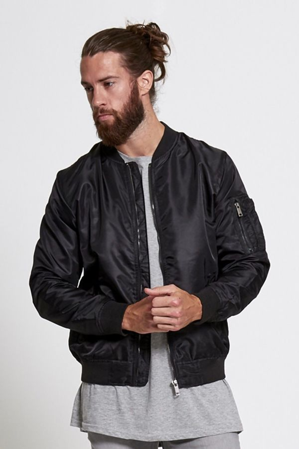 Teal Hollywoood Bomber Jacket