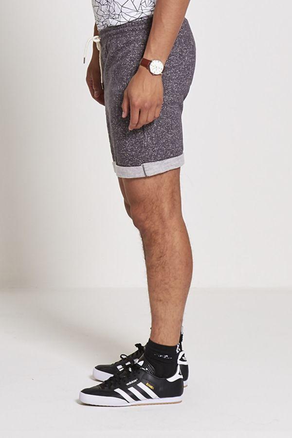 Charcoal Basic Shorts