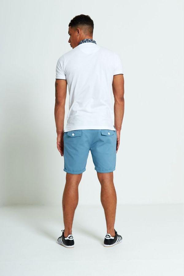 Aqua Fit Denim Turn Up Shorts