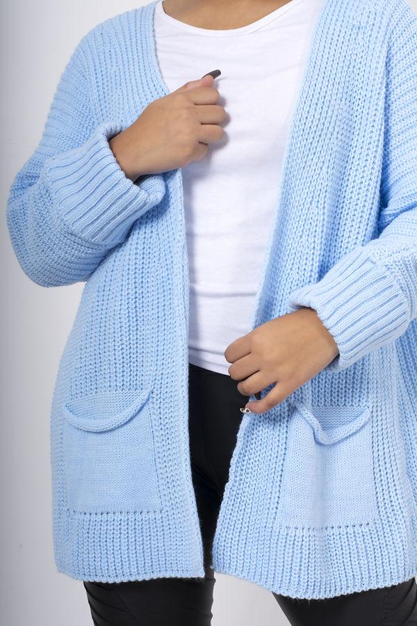 Bamboo Comfy Oversize Pocket Cardigan