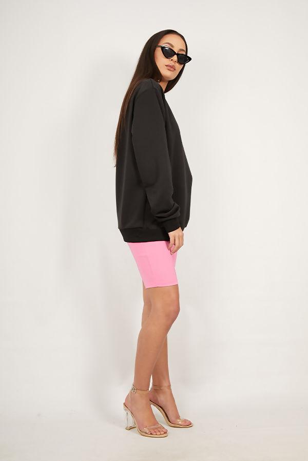 Black Be Kind Sweatshirt
