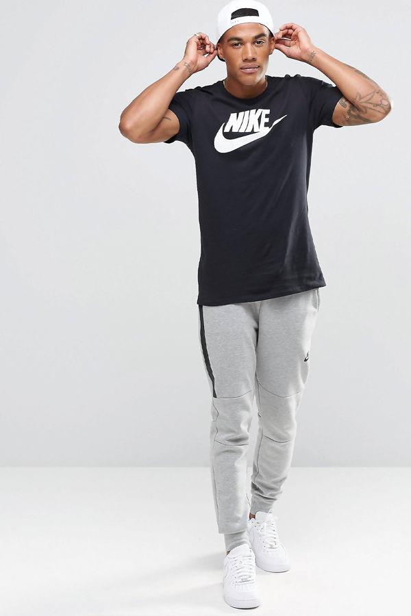Black Nike Futura Icon T-Shirt