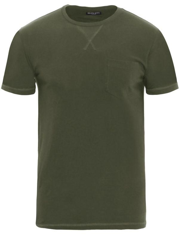 Black Short Sleeve Summer T-Shirt