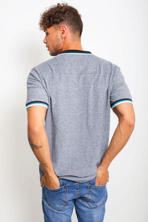 Textured Polo Louis Shirt