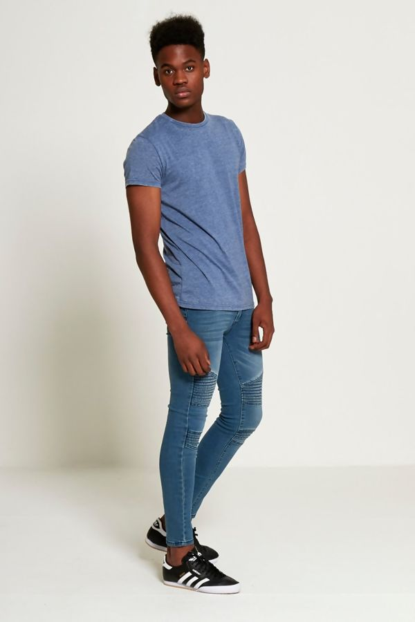 Blue Washed Out T-shirt