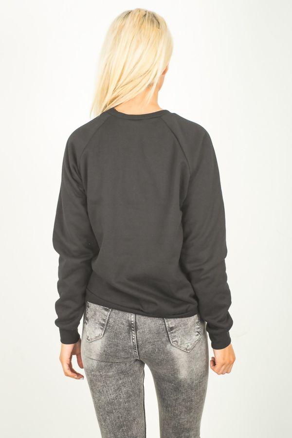 Black Ho Ho Prosecco SweatShirt