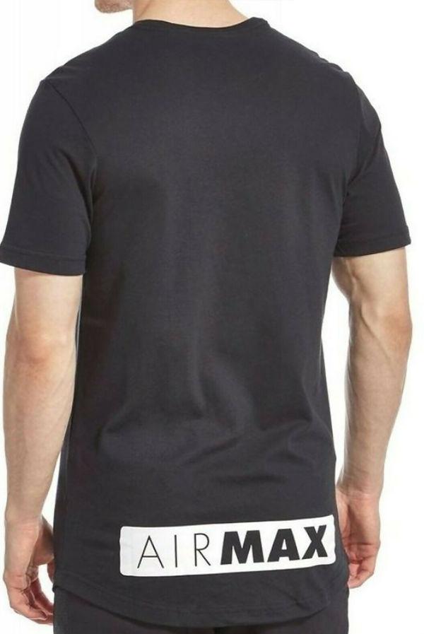 Black Nike Air Max T-Shirt