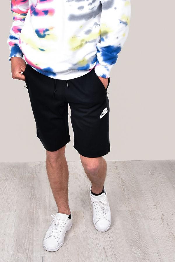 Black Nike Club Shorts