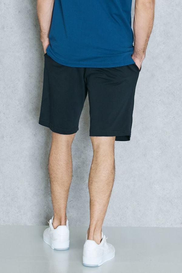 Black Nike Crusader Shorts