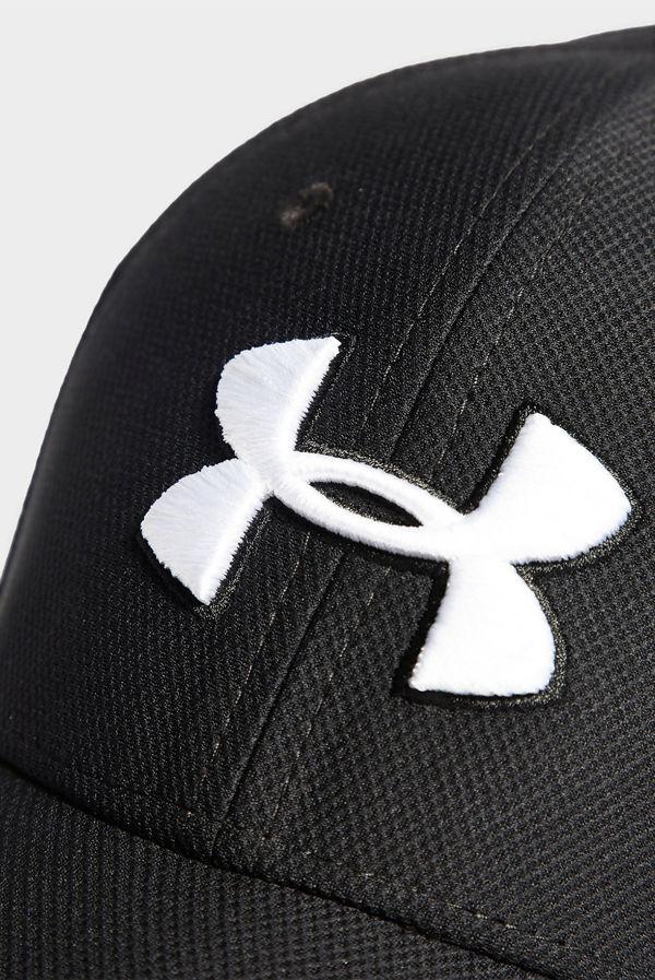 Black Under Armour Blitzing II Cap