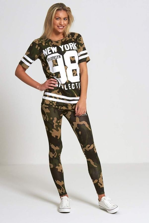 Camouflage New York Brooklyn 98 Tracksuit Pre-Order