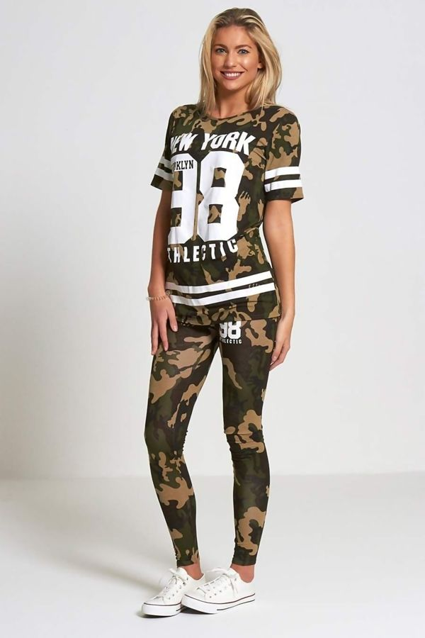Camouflage New York Brooklyn 98 Tracksuit