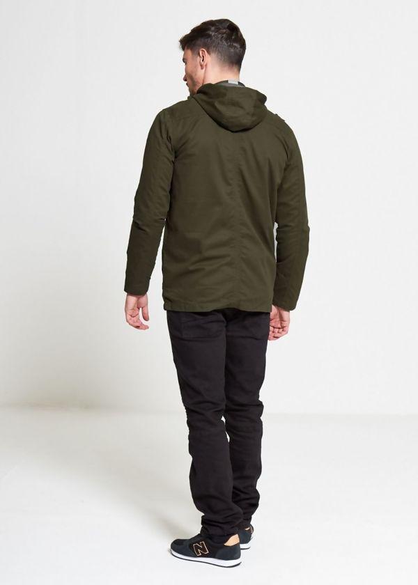 Cargo Khaki Jacket