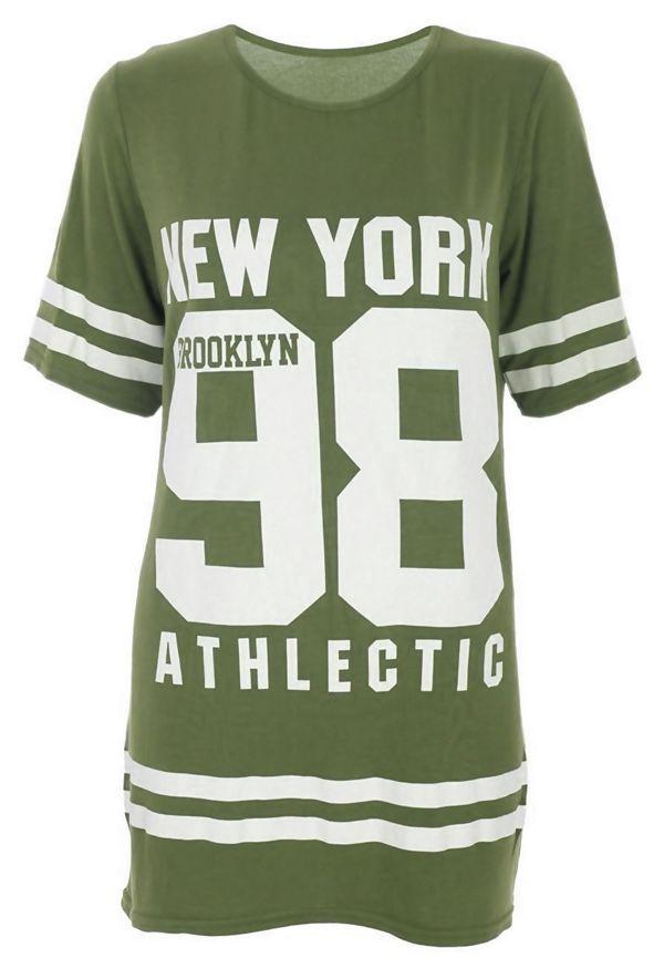 Cream New York 98 Oversize T-Shirt